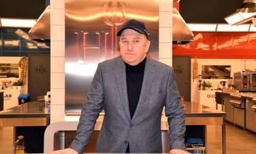 Έκτορας Μποτρίνι: Δε θα πιστεύετε τι επάγγελμα θα έκανε αν δεν ήταν μάγειρας