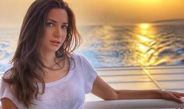 Κατερίνα Γερονικολού: Θα τρίβετε τα μάτια σας με την πρώτη της επαγγελματική φωτογραφία!