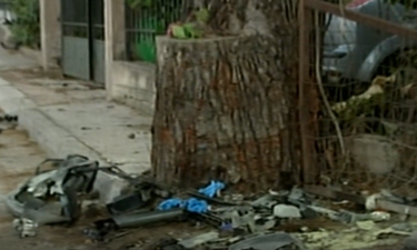 Αλέξανδρος Ζαχαριάς: Εικόνες - ΣΟΚ από το σημείο του φρικτού τροχαίου