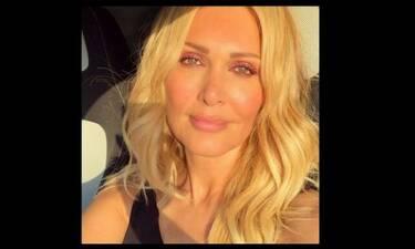 Νατάσα Θεοδωρίδου: Σα δυο σταγόνες νερό με την κόρη της! Η φωτό - έκπληξη στο Instagram (pics)