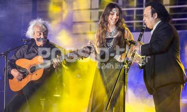 Συναυλία - αφιέρωμα στον Βασίλη Σαλέα - Όλα όσα έγιναν εκεί στο βράδυ της Τετάρτης (photos)