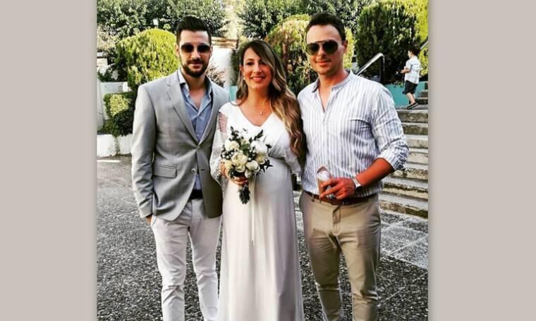 Νίκος Μίχας: Μιλά πρώτη φορά για το γάμο του και το παιδί που θα αποκτήσει με τη σύζυγό του