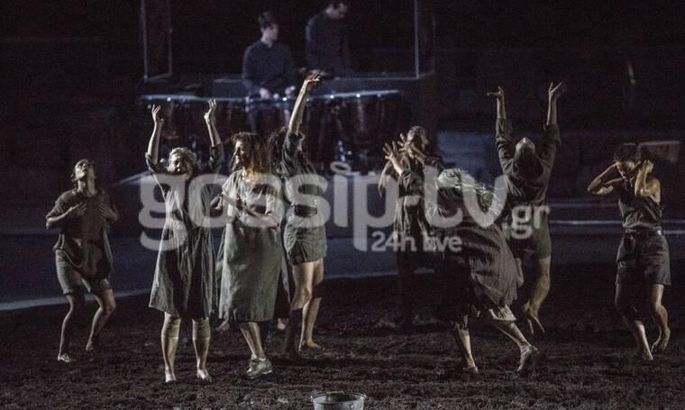 Για πρώτη φορά, ο πιο παλιός θίασος εν ενεργεία στον κόσμο στο Αρχαίο Θέατρο της Επιδαύρου (Photos)
