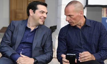 Τσίπρας και Βαρουφάκης δίνουν ραντεβού στο κινηματογραφικό φεστιβάλ (photos)