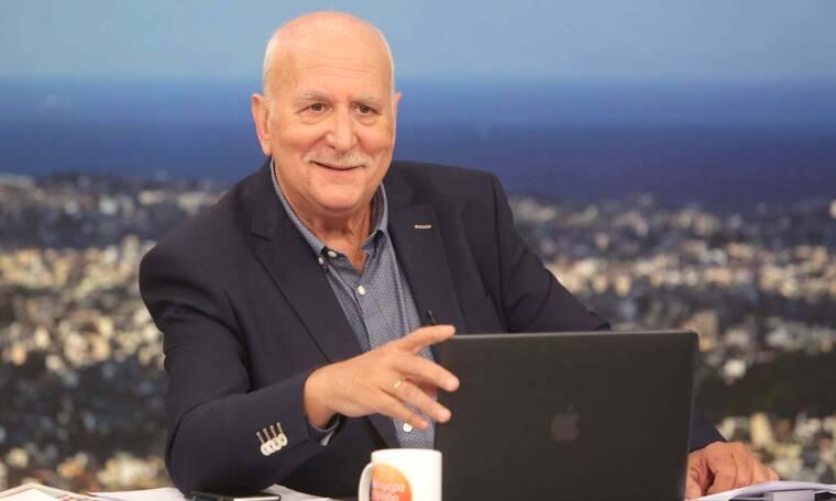 Τηλεθέαση: Πρώτος ο Γιώργος Παπαδάκης με το «Καλημέρα Ελλάδα» και τη σεζόν 2018-2019