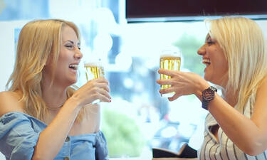 Φωτεινή Πετρογιάννη-Νάνσυ Παραδεισανού: Τελικά, υπάρχει αληθινή γυναικεία φιλία;