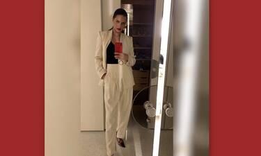 Μύκονος: Δε φαντάζεστε με τι εμφανίστηκε η Adriana Lima στα σοκάκια του νησιού (Photos)