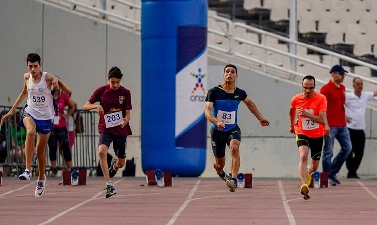 Οι αθλητές της Ελληνικής Παραολυμπιακής Επιτροπής κλείνουν εισιτήρια για  Ντουμπάι