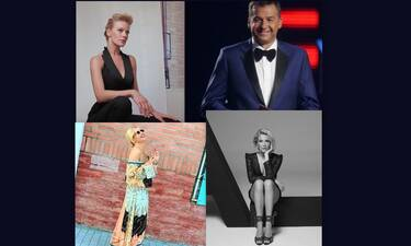 Παρουσιαστές με διπλό ρόλο στα κανάλια (photos)