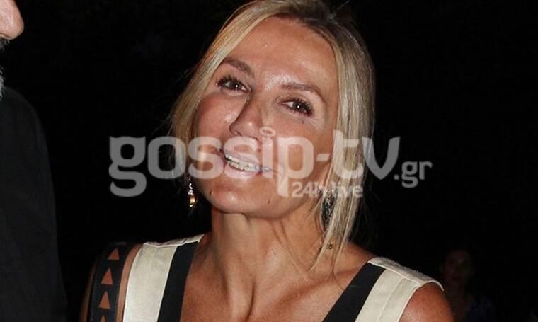 Μαρέβα Μητσοτάκη: Η νυχτερινή έξοδος και το styling που μας εντυπωσίασε! (photos)