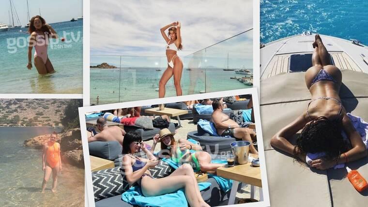 Τα κορίτσια του GNTM σε... Summer Edition! Δείτε τις με καυτά μπικίνι! (photos)