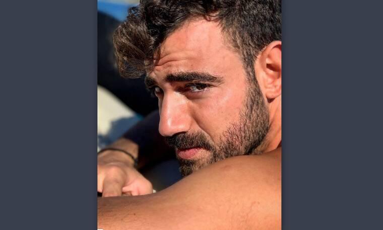 Έχεις δει τον «Ορφέα» με μαγιό; Κόλαση… ακόμη κι όταν τρώει από ταπεράκι στην παραλία (Photos)