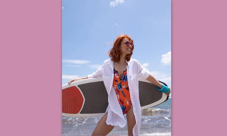 Μαρία Ηλιάκη: Πάρτε υπογλώσσια και δείτε την topless φωτογραφία της στο Instagram!