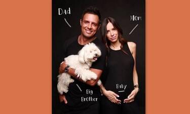 Σάββας Πούμπουρας: Δε φαντάζεστε πώς έμαθε ότι θα γίνει πατέρας – Το φύλο του μωρού (Video)