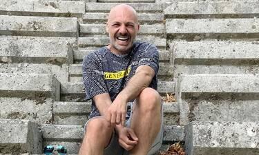 Νίκος Μουτσινάς: Δεν φαντάζεστε τι έκανε με το που πάτησε το πόδι του στην Αθήνα! (photos)