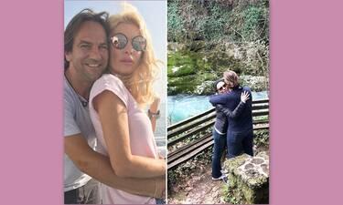 Ελένη Μενεγάκη: Αυτή ήταν η πρώτη φώτο του Μάκη της στο instagram- Τη θυμάστε;