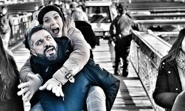 Βάσω Λασκαράκη: Επικό!  Έτσι τρολάρει τον άντρα της, Λευτέρη Σουλτάτο (Photos)