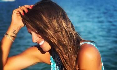 Ελένη Τσολάκη: Το μήνυμα για την εγκυμοσύνη και τα χαμόγελα ευτυχίας (Photos)