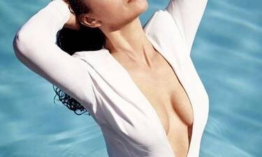 Διάσημη ηθοποιός «πνίγει» το… χωρισμό της στην Πάρο! Δε φαντάζεστε τι την ξετρέλανε στο νησί (Video)