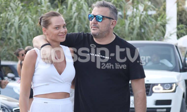 Ρέμος – Μπόσνιακ: Πού κάνει διακοπές το ζευγάρι; (exclusive photo)