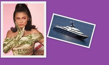 Kylie Jenner: Το αστρονομικό ποσό που έδωσε για να νοικιάσει θαλαμηγό (photos)
