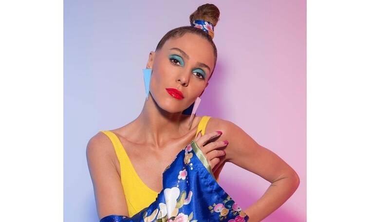 Τάμτα: Δεν φαντάζεστε με ποιον «υπερδιάσημο» σχεδιαστή μόδας διασκέδασε (photos)