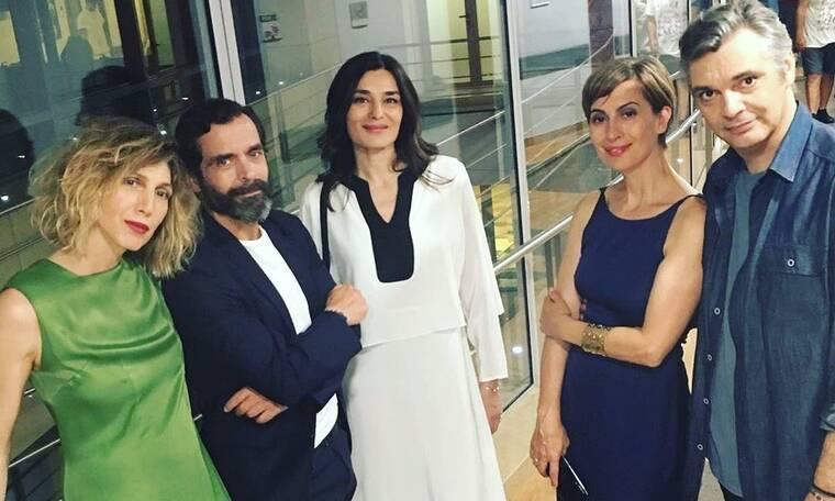 Μαρία Ναυπλιώτου: Το μήνυμα για το «Λόγω Τιμής» και το σχόλιο της Σμαράγδας Καρύδη (Photos)