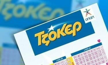 Άνεμος ΤΖΟΚΕΡ φέρνει απόψε 3,8 εκατομμύρια ευρώ σε πρακτορεία ΟΠΑΠ και tzoker.gr