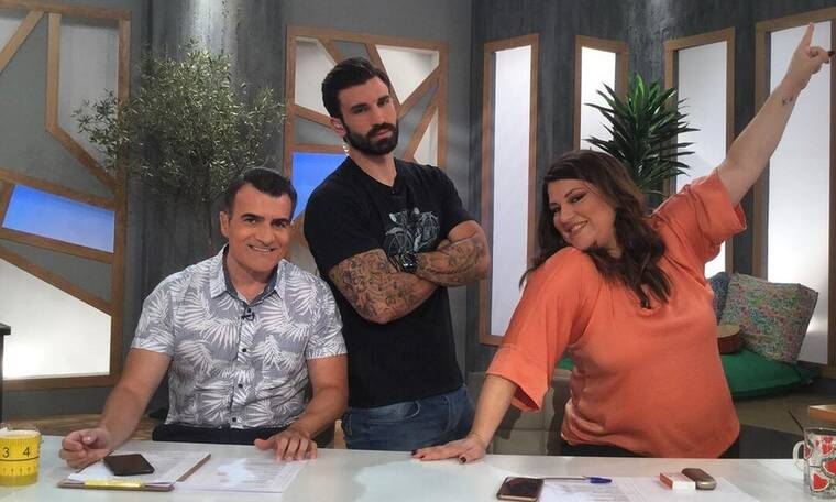 Καλοκαίρι #Not: Υψηλά νούμερα τηλεθέασης για Ζαρίφη-Σταματόπουλο (photos)
