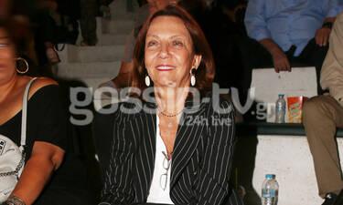Μιρέλλα Παπαοικονόμου: «Το «Λόγω Τιμής» ήταν ένα υπέροχο ταξίδι