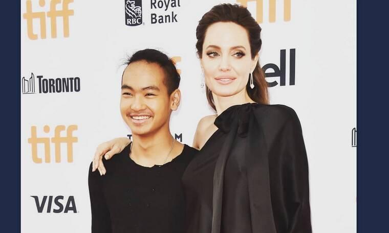 Angelina Jolie: Δε φαντάζεστε τι θα σπουδάσει ο γιος της (photos)