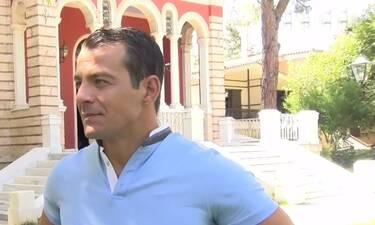 Γιώργος Αγγελόπουλος: Η αποκάλυψη για το «Ezel» που δεν περιμέναμε ν' ακούσουμε (video)