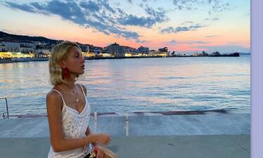 Μαρία-Ολυμπία: Είδαμε που πήγε διακοπές και ζηλέψαμε τρελά (photos)