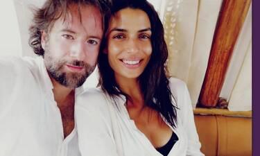 Σωτηροπούλου-Μαραβέγιας: Καρέ καρέ το ερωτικό καλοκαίρι τους (photos)