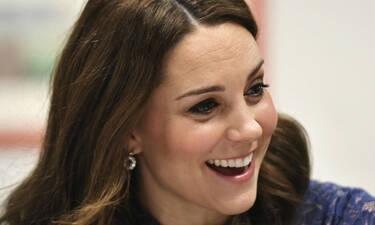 Δεν φαντάζεσαι τι έκανε η Kate Middleton για πρώτη φορά μετά από 8 χρόνια