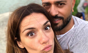 Η Βάσω Λασκαράκη τρολάρει τον σύζυγό της με την πιο αστεία φωτογραφία
