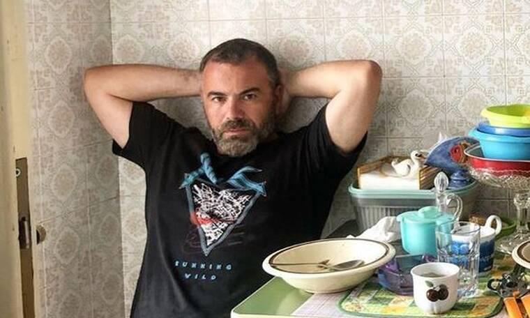 Ο Καλλίδης και τα καλοκαίρια του: «Οι λουκουμάδες και τα τραγανά κεφάλια από τα καλαμαράκια»(photos)