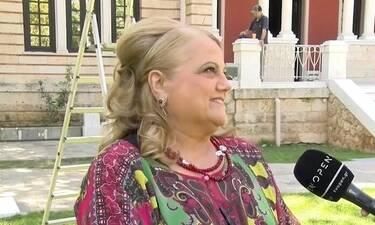 Ελένη Καστάνη: Μιλά πρώτη φορά για την αποχώρησή της από τη «Μαρία Πενταγιώτισσα» (Video)