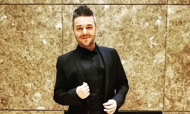Πέτρος Πολυχρονίδης: Σε διπλό ταμπλό ο παρουσιαστής