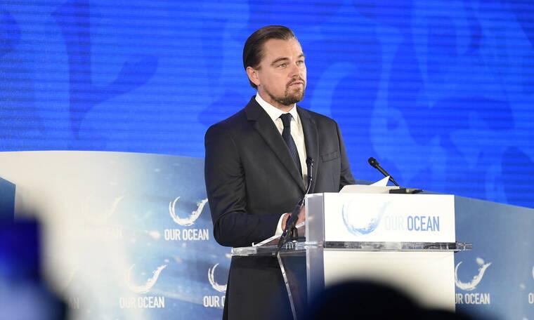 DiCaprio: Ήρθε στην Ελλάδα και έγινε έξαλλος- Η οργισμένη αντίδρασή του (photos+video)