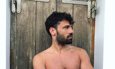 Κωνσταντίνος Αργυρός: «Έριξε» το Instagram με το χαμόγελό του (photos)