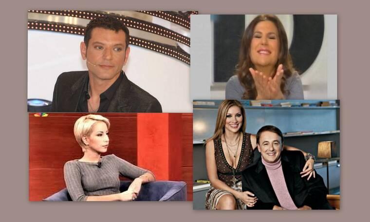 Έλληνες παρουσιαστές που εξαφανίστηκαν από την Ελληνική τηλεόραση! Τι κάνουν σήμερα;