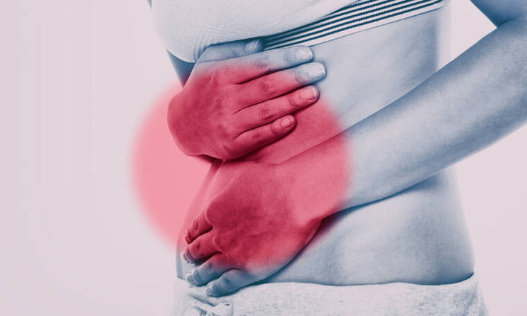 Νόσος του Crohn: 5 συμπτώματα που πρέπει να προσέξετε (εικόνες)