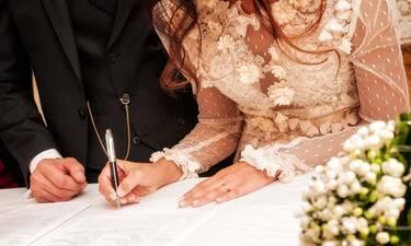 Γάμος στην ελληνική showbiz – H διπλή τελετή και το γαμήλιο ταξίδι στις Μαλδίβες (photos)