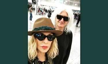Άννα Βίσση-Νίκος Καρβέλας: Ξανά μαζί- Η φωτογραφία και hashtag όλο νόημα (photos)