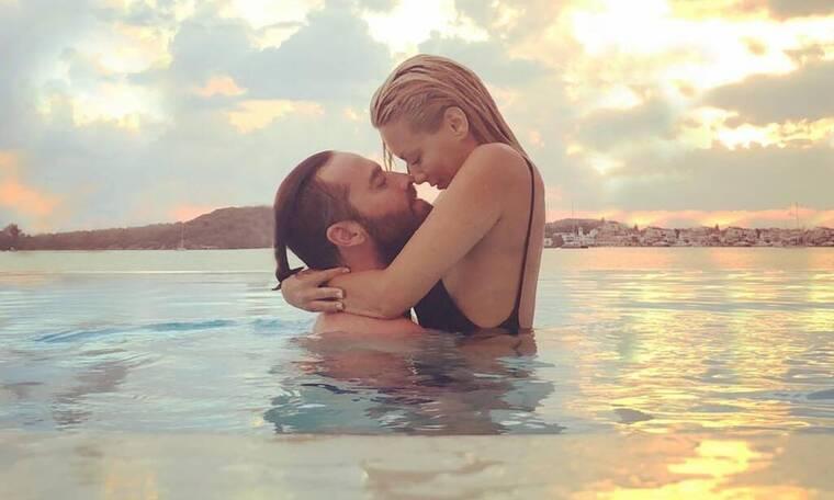 Κώστας Φραγκολιάς: Το ερωτικό μήνυμα στη σύντροφό του που δεν περιμέναμε (Photos)