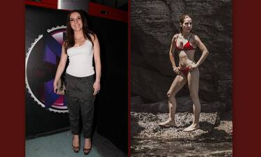 Δέκα χρόνια μετά το Greek Idol και είναι μια άλλη! Η απόλυτη μετάλλαξη (Photos)