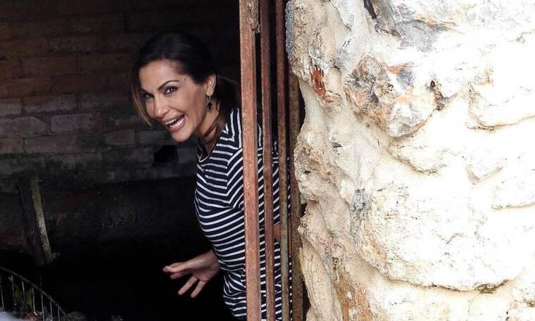 Βανδή: Δε φαντάζεστε με ποιες «Μαρίες» της Ελληνικής τηλεόρασης πέρασε τον Δεκαπενταύγουστο! (Pics)