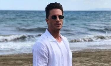 Ο Νίκος Οικονομόπουλος έχει ρομαντική διάθεση- Δες τι δημοσίευσε (video)