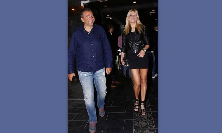 Γιώργος Λιάγκας: Τι αποκάλυψε για την προσωπική του ζωή μετά το διαζύγιο με την Φαίη Σκορδά